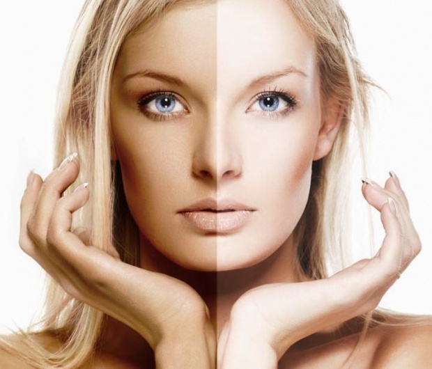 Как сделать бледную кожу в домашних 406